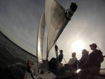 Sailing 11-22-2014