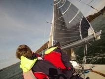Sailing 11-23-2013