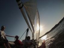 Sailing 5-21-2014