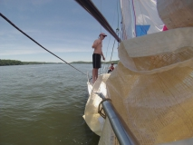 Sailing 5-25-2013